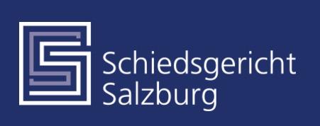 schiedsgericht salzburg